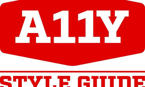 A11Y Style Guide Logo